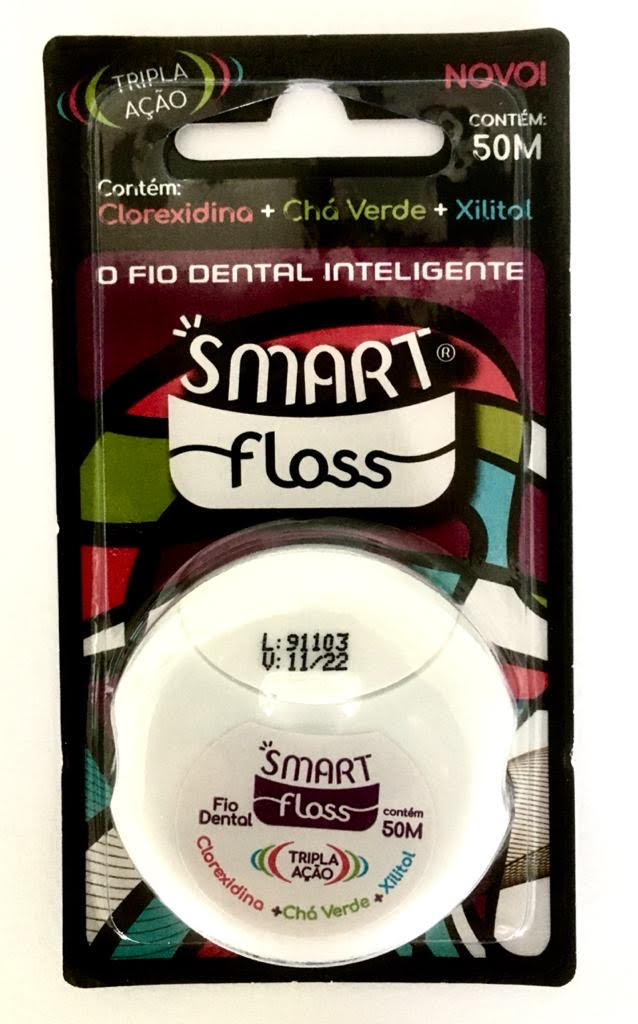 Combo Smart Floss - Compre e ganhe Smart Floss 50M