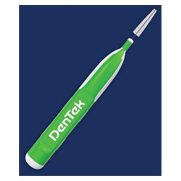Compre 3 Dentek Espaços Apertados e ganhe grátis limpador de língua importado