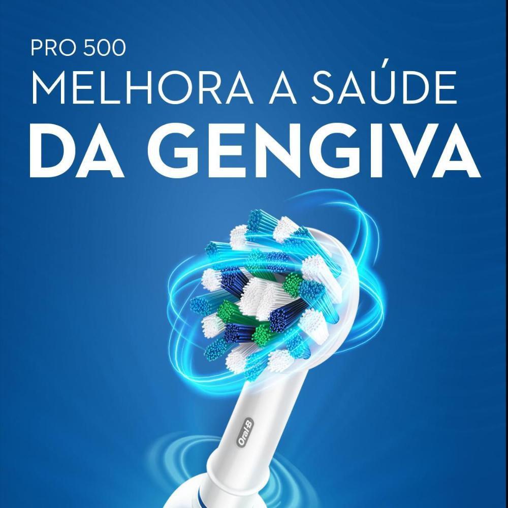 Escova de Dente Elétrica Oral-B Professional Care 500  110V