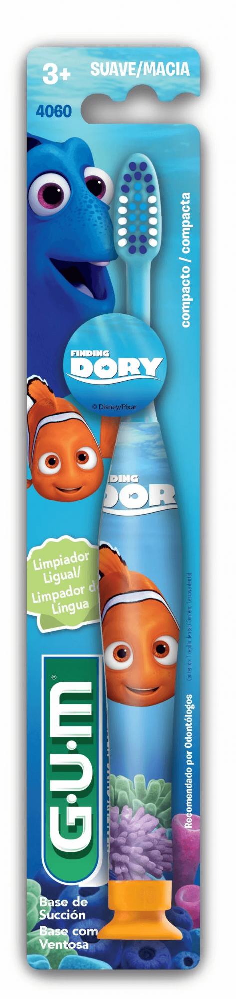 Escova Dental Infantil Disney Procurando Dory lighter - Gum