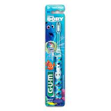 Escova Dental Infantil Disney Procurando Dory Pisca Pisca - Gum