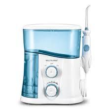 Irrigador Oral Profissional Clearpik Portable Limpeza Profunda 7 Bicos Multilaser HC038