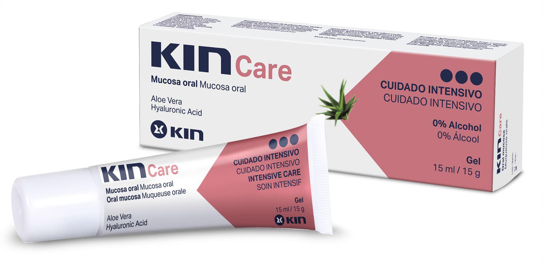 Kin Care gel bucal 15G