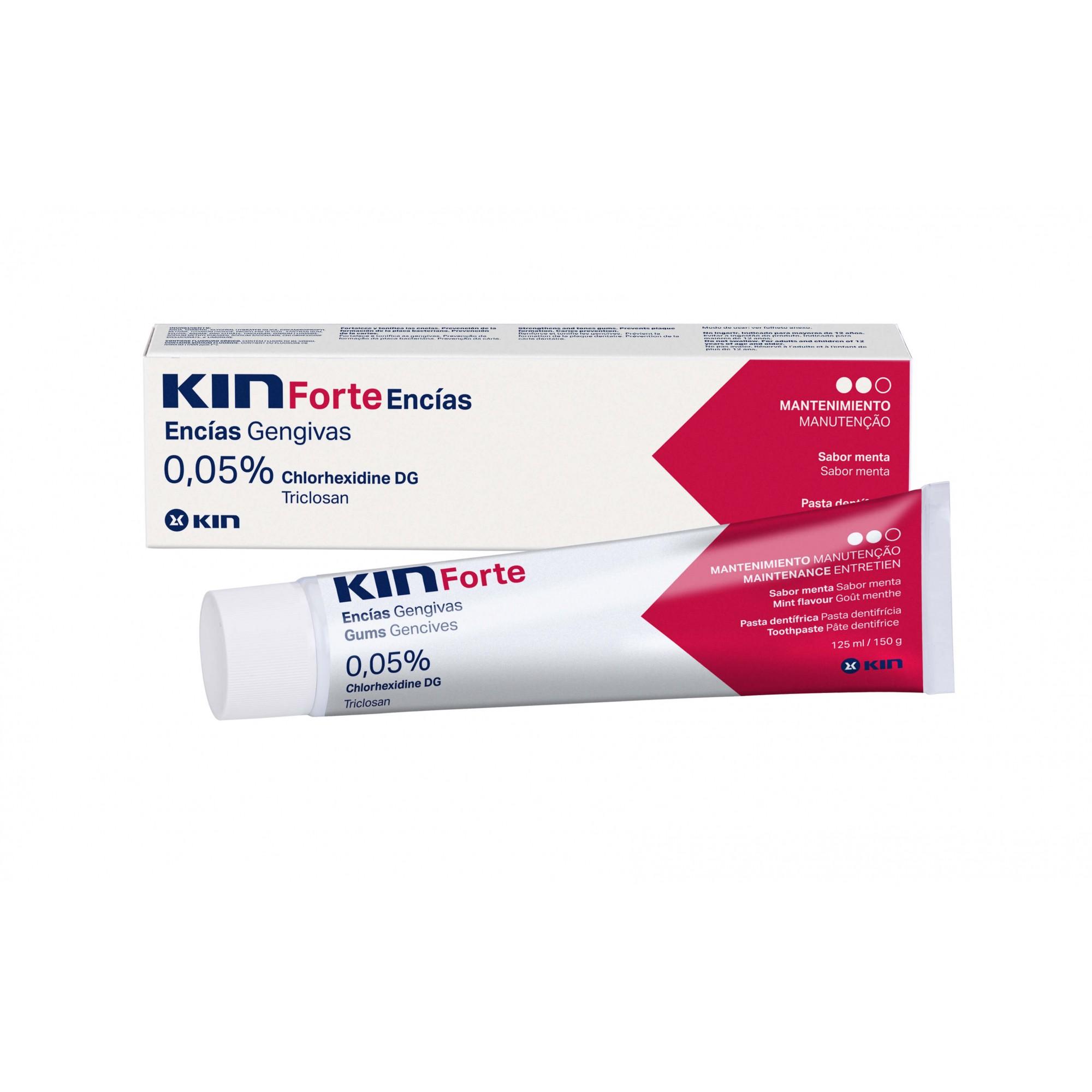 KIN Forte creme dental 90g