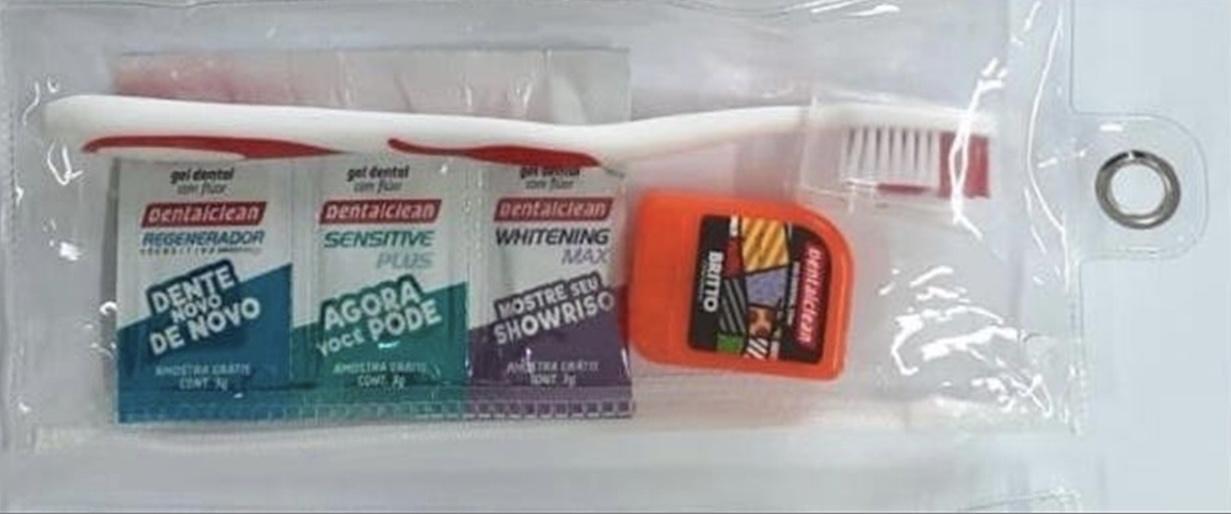 Kits Dentalclean com frete grátis- 30 unidades com desconto