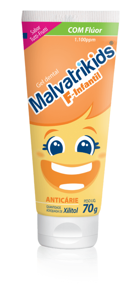 Malvatrikids F Infantil 70g