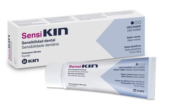SENSIKIN Creme dental para dentes sensíveis 90 Gr