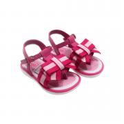 Sandália Camin Verniz Pink
