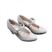 Sapato Modare Bege Verniz Premium