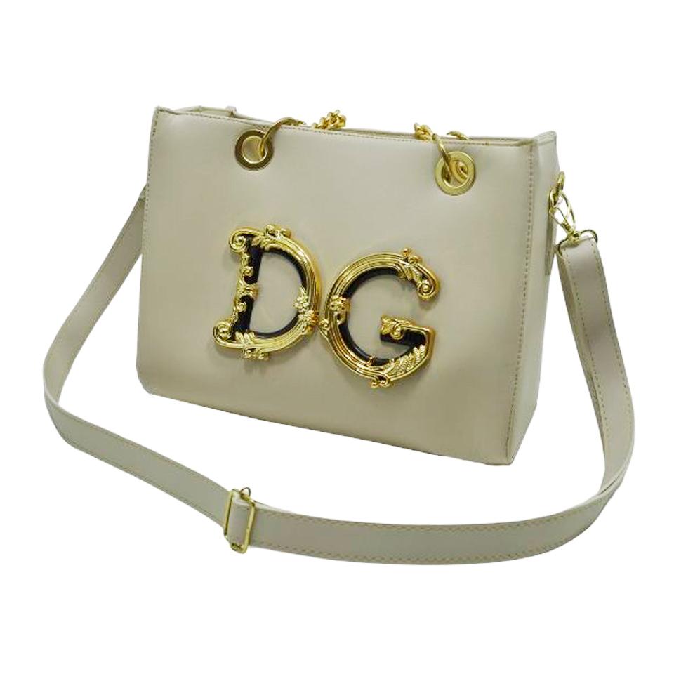 Bolsa Dolce&Gabbana Bege