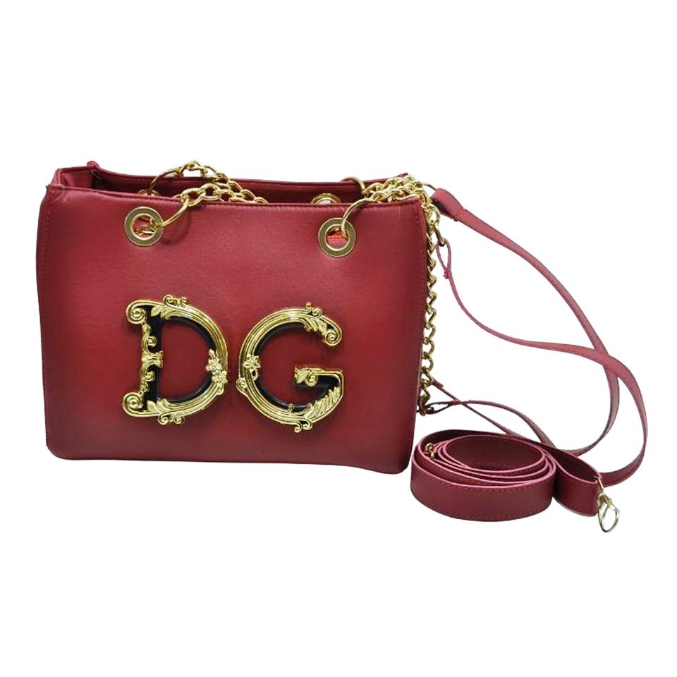 Bolsa Dolce&Gabbana Vermelho