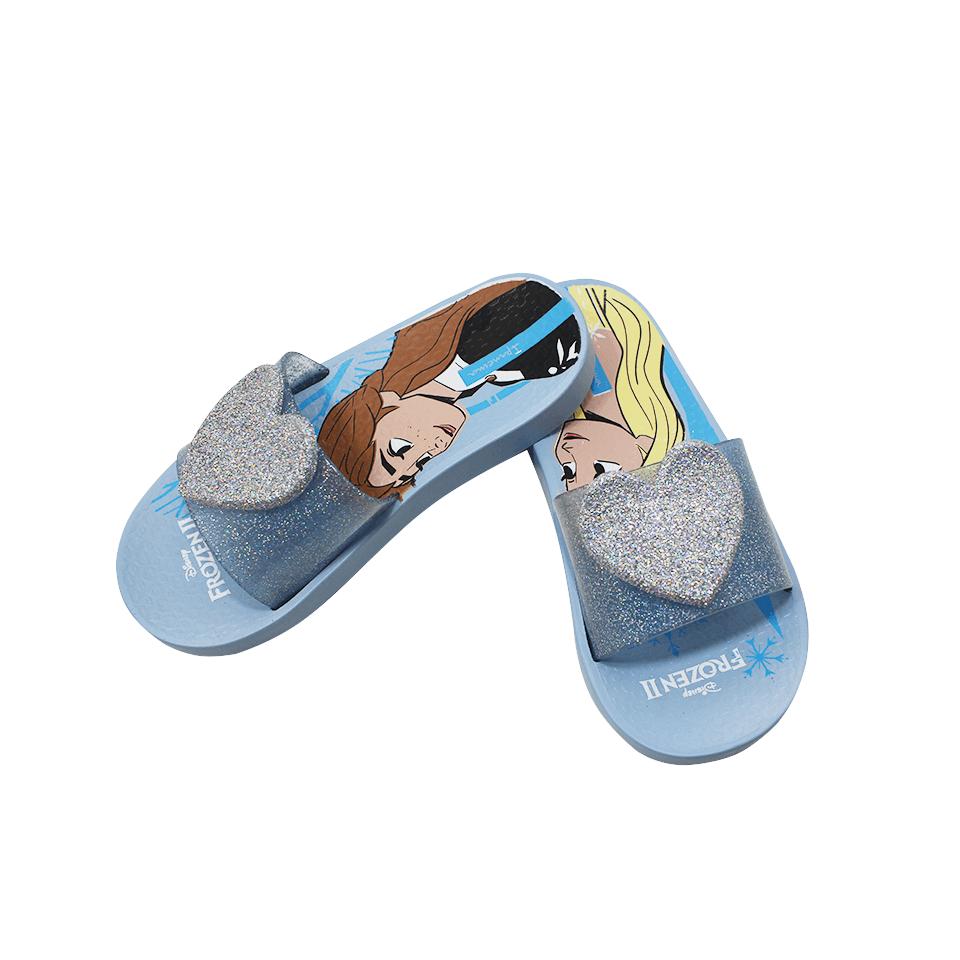 Chinelo Ipanema Azul/Azul Disney Grendene
