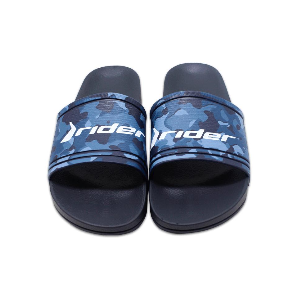 Chinelo Rider Full Slide Azul/Azul