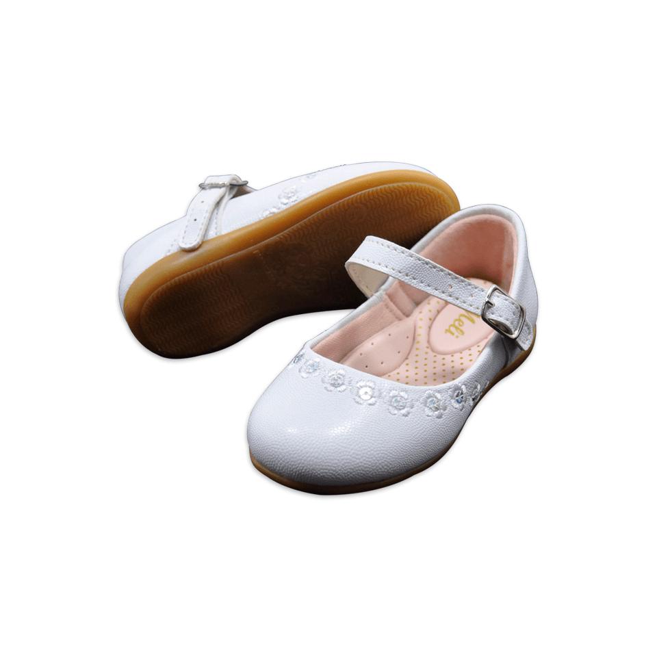 Sapatilha Baby Meli Branco