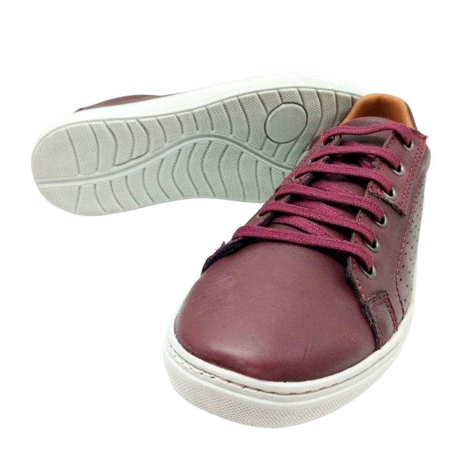 Sapato Bordo Napa Soft BR2