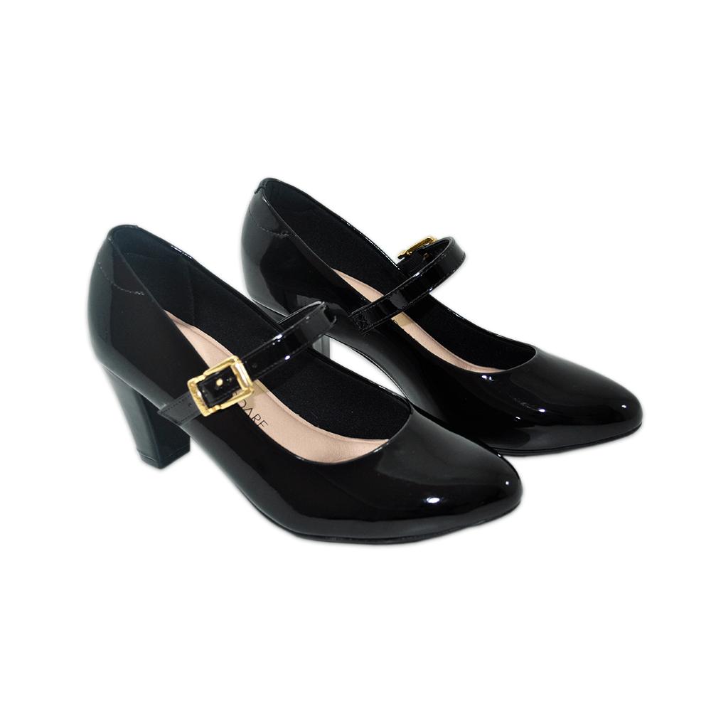 Sapato Modare Feminino Verniz Premium
