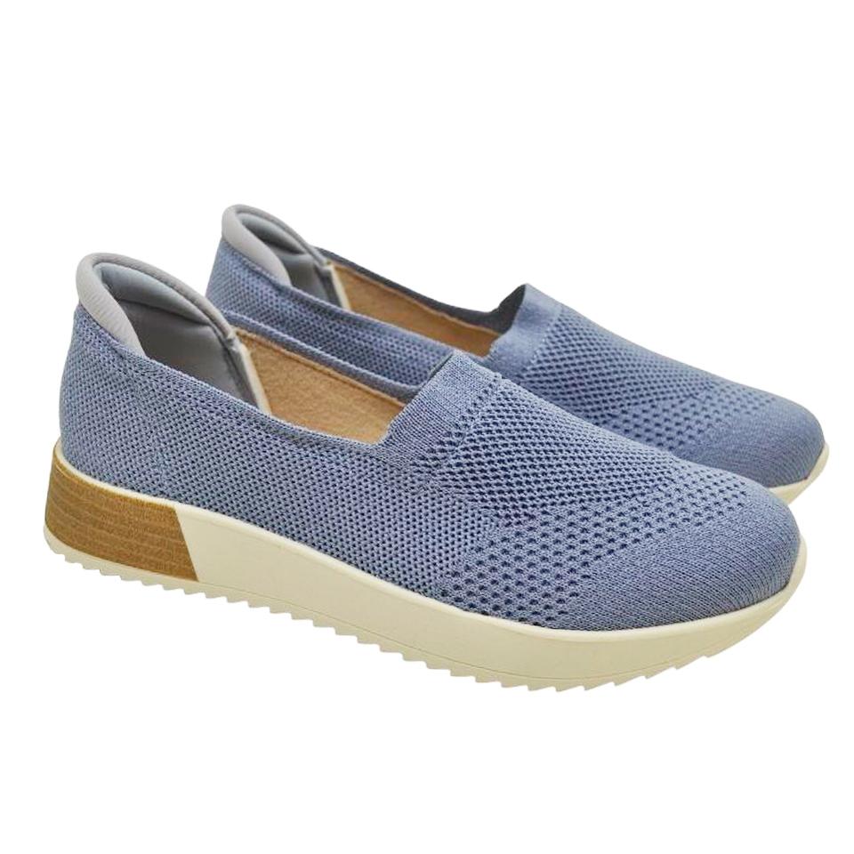 Sapato Modare Jeans Tecido Knit