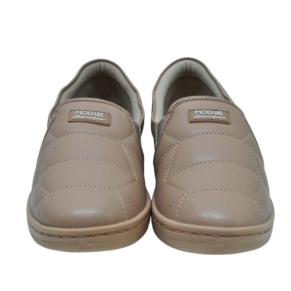 Sapato Modare Napa Pele Nude