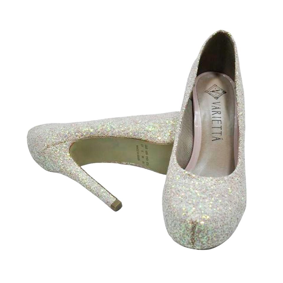 Sapato Variettá Rose Furtacor Gliter
