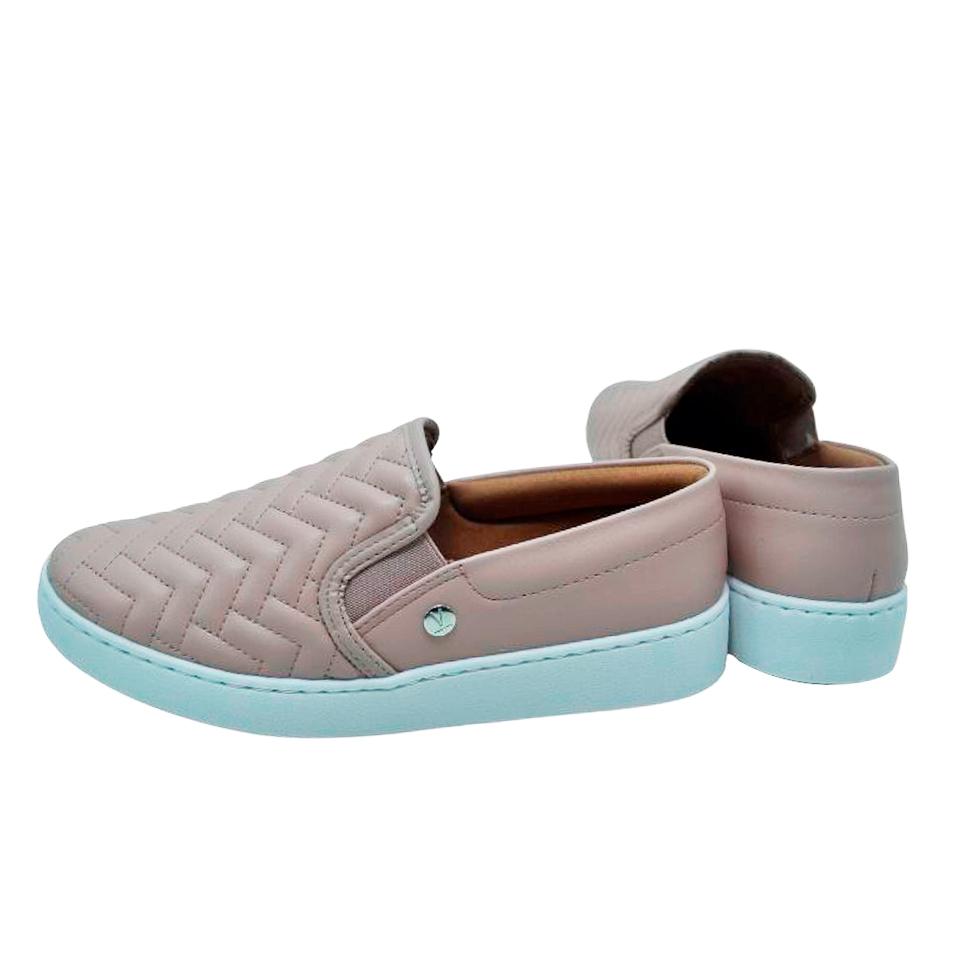 Sapato Vizzano Napa Pele Rosa