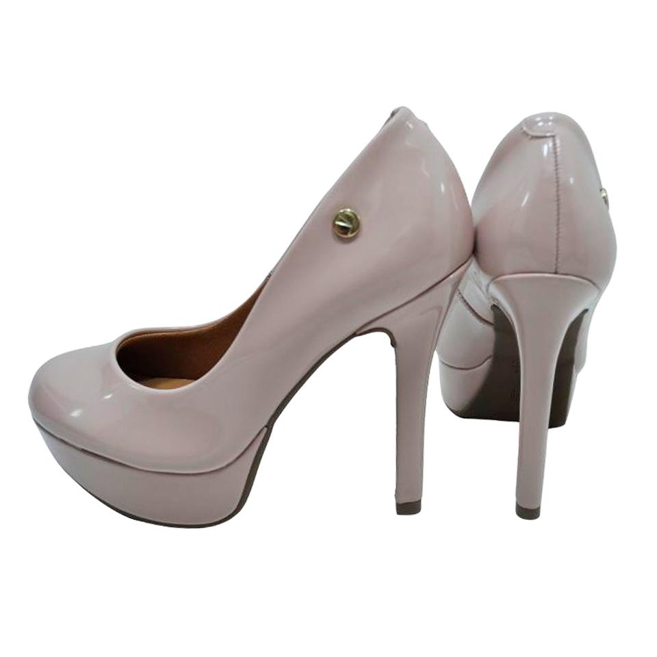 Sapato Vizzano Rosa Verniz Premium