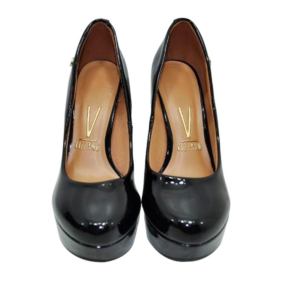 Sapato Vizzano Verniz Premium Preto