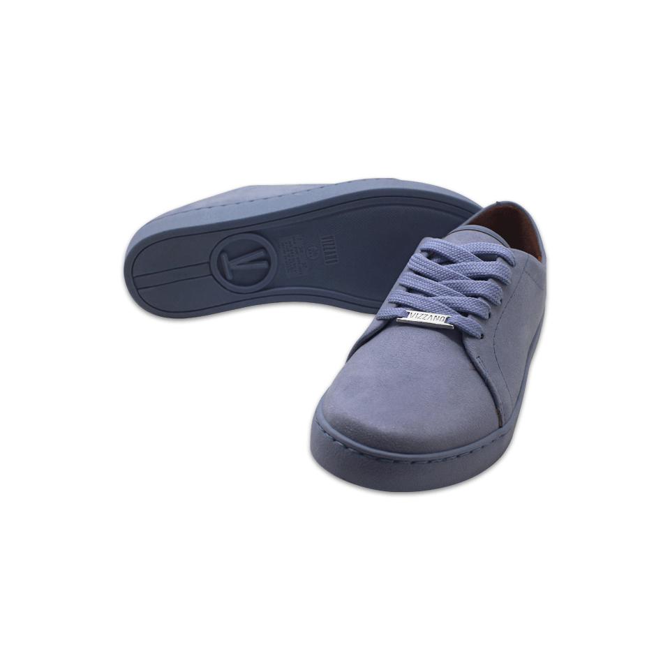 Tênis Camurça Flex Vizzano Jeans