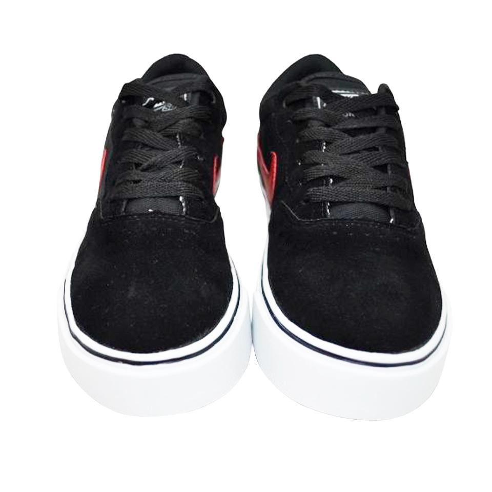 Tênis Nike Preto/Vermelho