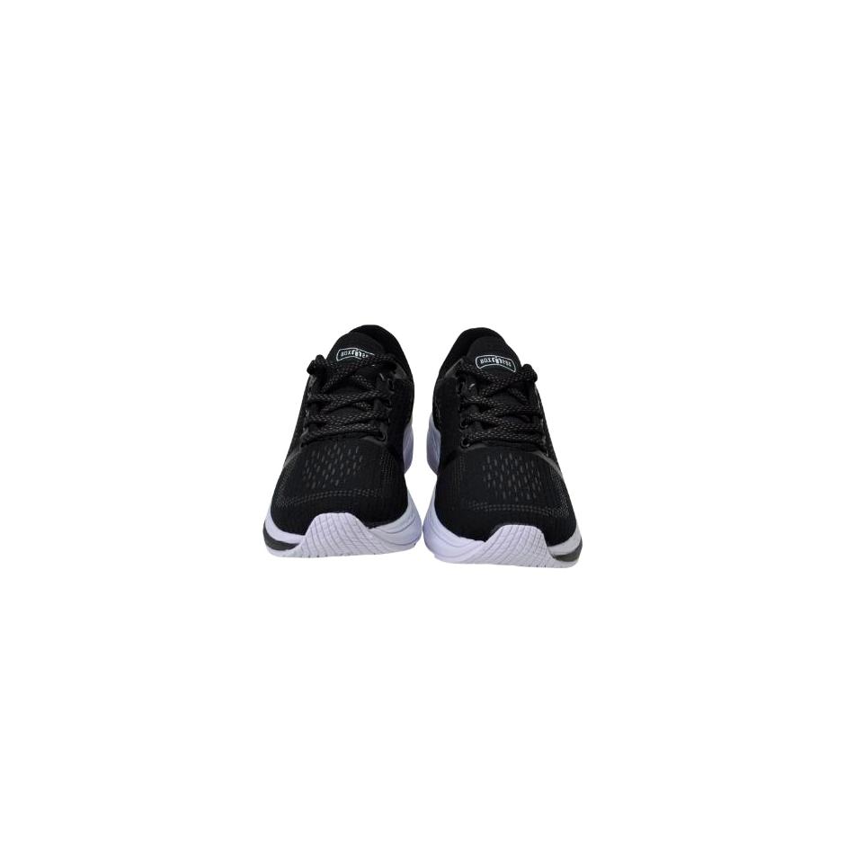 Tênis Preto/Branco Box 200