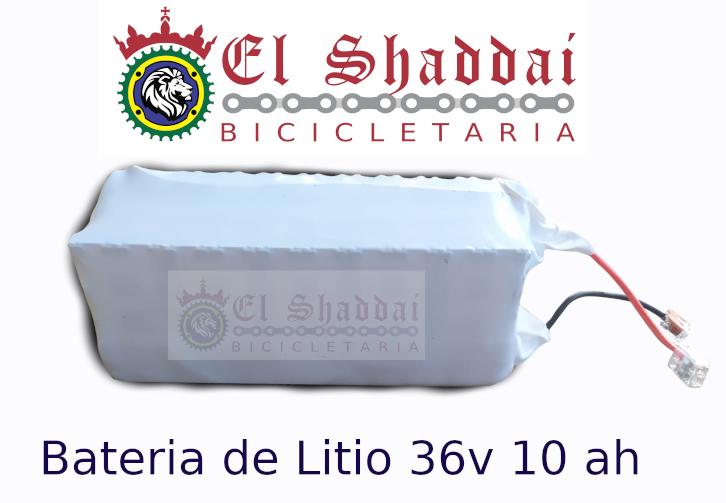 BICICLETA ELÉTRICA ROGUI STANDARD, 36V BATERIA DE LITIO