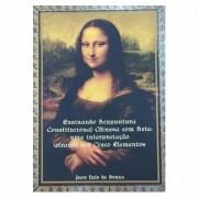 Livro Ensinando Acupuntura Constitucional com Arte