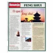 Mapa Resumão Feng Shui