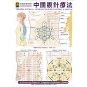 Mapa Terapia Fuzhen: Acupuntura Abdominal Chinesa - A4