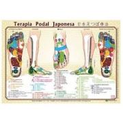 Mapa Terapia Podal Japonesa - A4