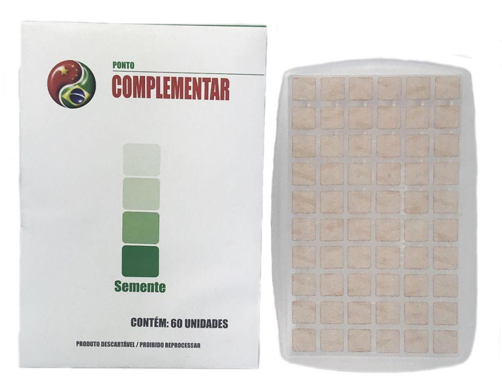 PONTO AURICULAR SEMENTE  COMPLEMENTAR CX C/50