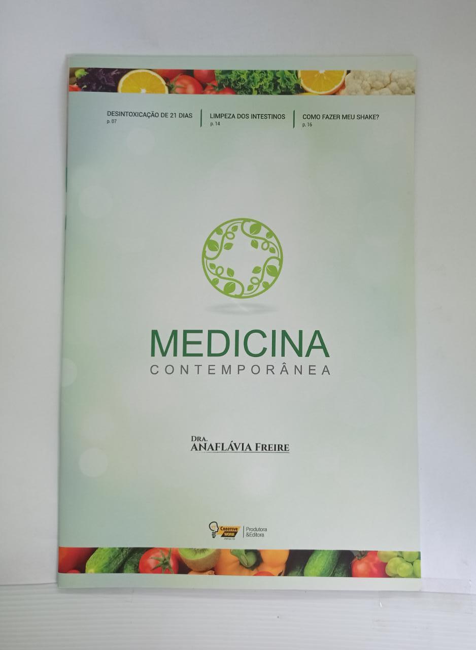 Medicina Contemporânea - Dra. AnaFlávia Freire