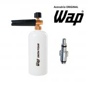 Acessório Canhão de espuma Snow Foam Original Wap para Lavadoras Agil, Premier, Lider, New Ecowash, Silent Power 2800