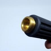 Escova Limpadora de Piso Wap 250mm Encaixe Rosca  VH130P-62