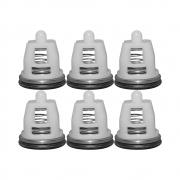 Kit Válvulas para Lavadora de Alta Pressão Lavor TR20 e LKX Original