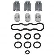Kit Válvulas para Lavadora Wap Silent Power 14pçs Original