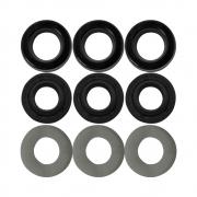 Kit Vedação para Lavadora de Alta Pressão Wap New Eco Wash 9pcs Original