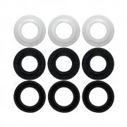 Kit Vedação para Lavadora Wap Silent Power 9peças Original