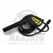 Gatilho Karcher Better com mangueira para lavadora K3  K4 e K5