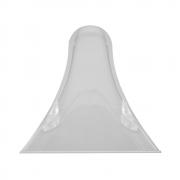 Proteção em acrílico do bico da Extratora Lavor GV Etna Original