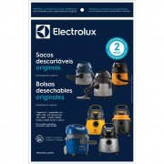 Saco descartável Aspirador Electrolux A10 modelo novo