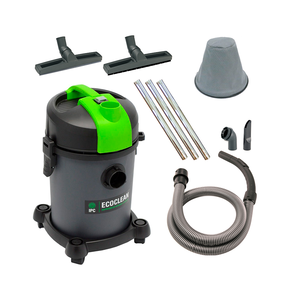Aspirador de pó e água IPC Ecoclean 1200w 127v - IPC