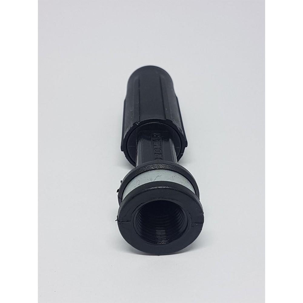 Bico Esguicho Preto 32mm Regulável Lavadora Hidromar BH6100