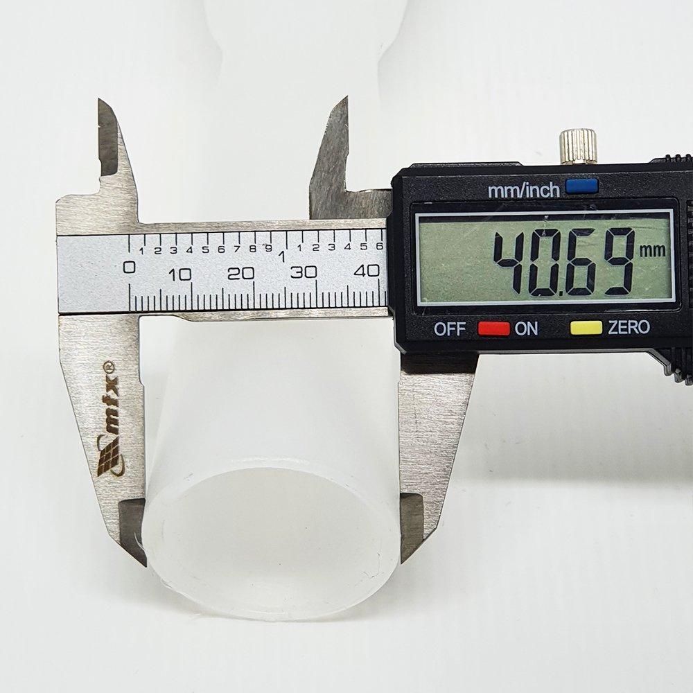 Bico Pequeno Transparente 36mm Extratora Wap Home Cleaner