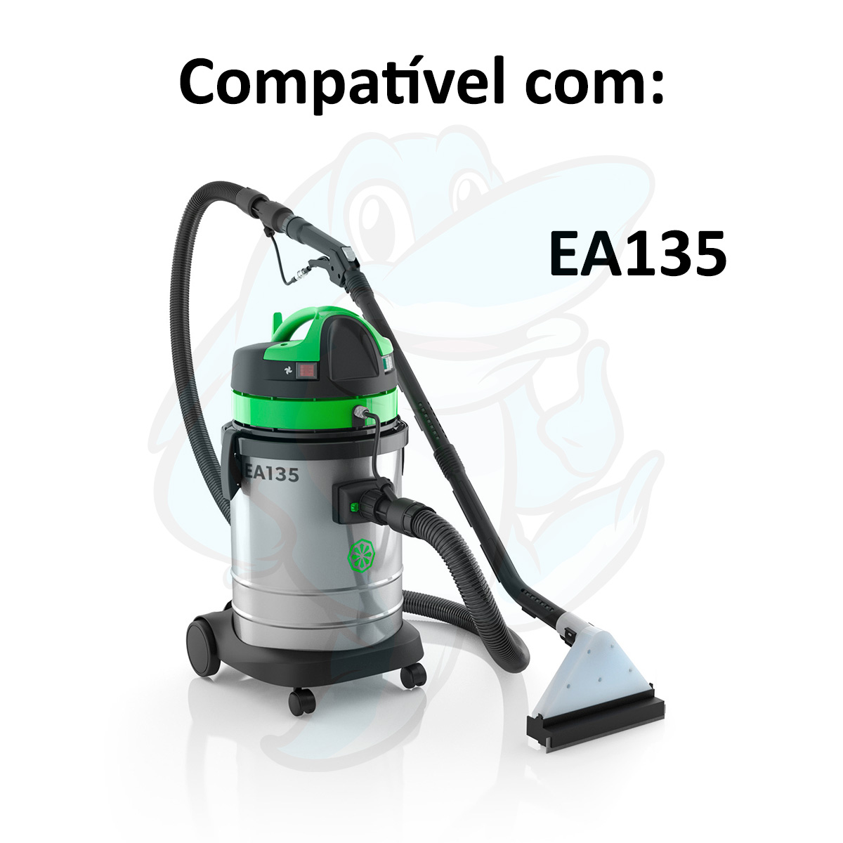 Bomba para Extratora IPC EA135, EP150, Lava, Lavaclean, Lava Pro 127v Original
