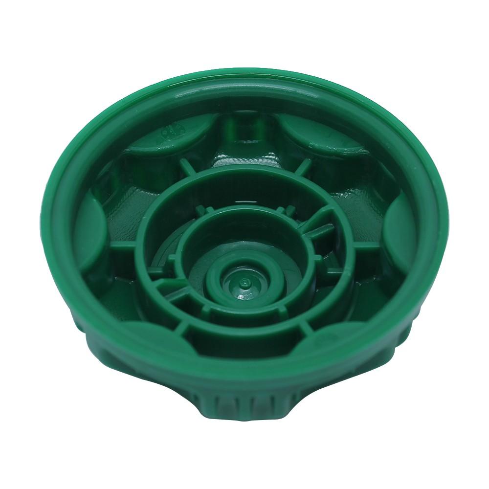 Botão plástico do carretel Oleo-Mac